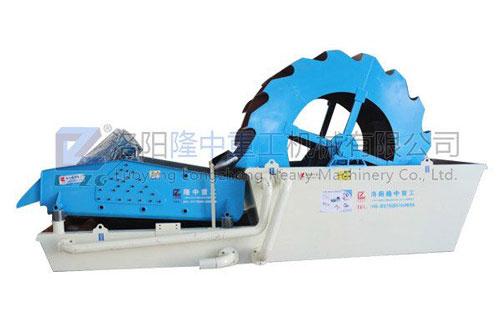 XS环保型xi砂脱水一体机