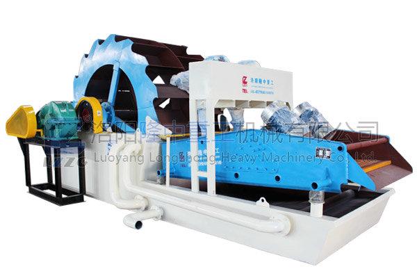 xi砂回收一体机